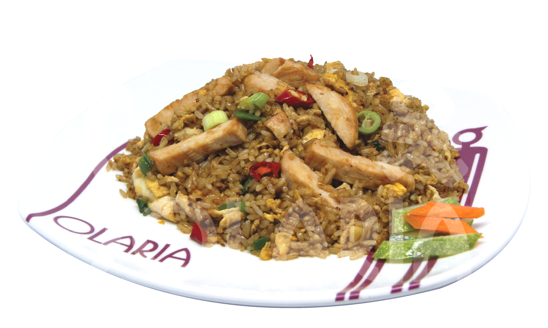 04. Smoked Chicken Fried Rice Solaria